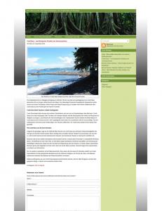 Infos über Bali